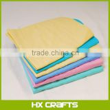"26""x17"" Super Absorbent Auto Care Synthetic PVA Dog Drying Car Chamois Cleaning Cloth Pet Towel for Washer"