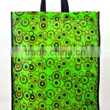 Nonwoven Ball Print Shopping Bag