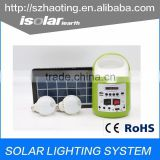 IS-1399S solar power speaker with TF/USB and solar charge lighting system with solar energy am/fm bluetooth radio