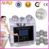 Fat Reduction Au-826 Best Selling Home Fast Cavitation Slimming System Ultrasound Cavitation Fat Burning Machine/Body Shaping Equipment