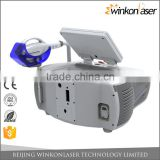 Customized most popular flash lamp ipl rf laser hair removal machine for pigment removing