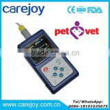 Professional Vet veterinary Pulse Oximeter use Animal blood oximeter SPO2 PR with high quality