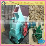 diesel engine driven wood chipper//log slicer machine//Wood Chips Making machine//0086-13703827012