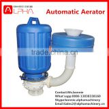 China first-level fish ponds aquaculture oxygen making air jet aerator for sale