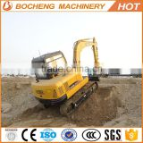 FR80 8ton 80hp foton 0.32CBM Hydraulic Quick Hitch Weichai Engine CE approved mining excavator