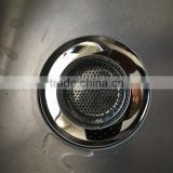 Sets of Stainless Steel Mesh Sink Strainer Drain Stopper Trap Kitchen Bathroom New Type