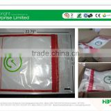 transparent Plastic Bags for Airport Security