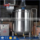Industrial Steel Jacketed Cake Slurry Mixer with pumps