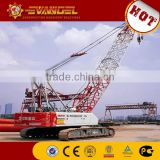 2015 Best brand Zoomlion 80t crawler crane QUY80 with Max load moment 320kN.m for sale!!!