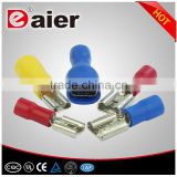 cable terminal connector,wire terminal connector,electrical crimp ring insulated terminal