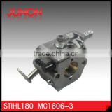 primer bulb Carburetor of Chainsaw MS180 Chain saw Spare Parts