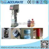 semi-auto metal ropp capping machine for wine, alcohol, liquor glass bottle and aluminum cap