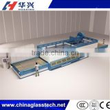 CE industrial automatic flat mini glass tempering furnace