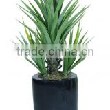 home decor,garden decoration,2014 shengjie high imitated artificial green plant