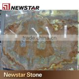 Luxury marble blue onyx slabs price