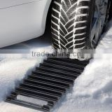 Tread Ahead Auto Traction Mat with Ice Scraper