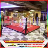 2017 New design floor used boxing ring for sale
