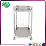 Hot Sale Commercial Furniture Hotel Luggage Cart Restaurant Food Cart