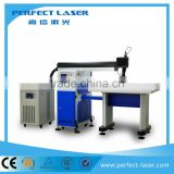 300W/400W/450W/600W advertisement electronic components industry hot sale high speed YAG laser welding machine