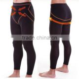 Custom hot selling Men's body Shaper slimming pants legging loose weight Free Shipping
