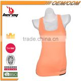 Wholesale One Piece Elastic Yoga Wear for Ladies