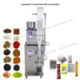 Automatic Vertical Form Fill Seal Sachet Pouch Packing Machine Vffs Tea Coffee Spices Snack Granule Powder Particle Packing Machine