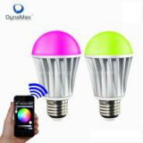 Smart Lamp, Used in Home Wireless Automation System, Supports Bluetooth Control, iOS/Android