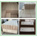 Solid Poplar Wooden Drawer Sides Board from China
