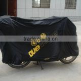 OEM polyester pongee taslon pvc sunscreen rainproof dust proof electrombile motorcycle cover