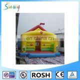 2016 SUNWAY Inflatable Horse Jumper, Inflatable Cow Jumper, Commercial Inflatable Bouncer for Sale