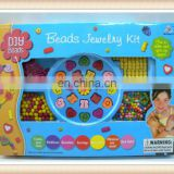 jewelry toy multi color diy wooden bead