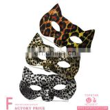 masquerade masks leopard face mask masquerade party masks