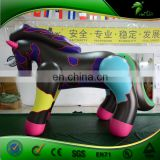 3 M Custom Colorful Inflatable Unicorn, Inflatable Toy Sex Adult/ Inflatable Animal with SPH for Sale