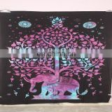 elephant tree of life bed sheets tapestry