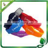 customized RFID silicone bands, silicone RFID bracelets