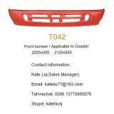 Toyota coaster Front bumper(T042)