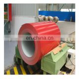 Customized galvanized good printed color coated coils