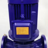 ISG pipeline centrifugal vertical water pump