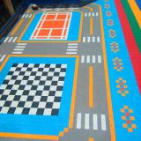 Top Sales Outdoor PP Interlocking Vinyl Flooring