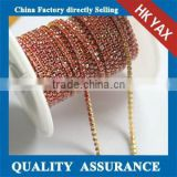 jw0525 Roll strass chain cup;China Quality A Chain;Wholesale strass cup chain
