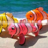 Kids party supplies wholesale inflatable water toys inflatable animals inflatable pool toy inflatable fish