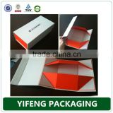Guangzhou factory wholesale luxury cardboard shipping box