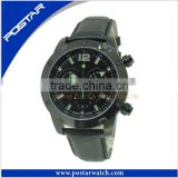Sport army chronograph multifunction style water resistant wrist watch