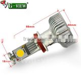 New!! best replacement for HID kit : 2000lm auto led headlamp H4 H7 H8 H9 H10 H11 9005 9006 creechip 6000K led car headlamp