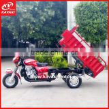 2015 Model China Wholesale 150cc 200cc Cargo Tricycle With Cabin / Three Wheeler For Handicap