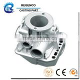 Metal Casting Parts-Alu Die Casting and Machined Parts
