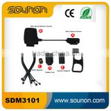 Sounon SDM-3101 ABS Waterproof Bluetooth Bicycle Computer, Bicycle Speedometer, Bicycle Cadence Sensor