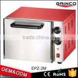 wholesale price commercial restaurant kitchen equipment electric conveyor pizza oven for sale EPZ-2M