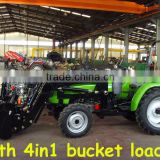 farm tractor and mini skid steer loader and wheel loader with snow blade or snow sweeper orsnow blower,snow-fighting vehicle