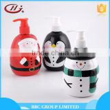 BBC Christmas Fashion item 006 Good selling OEM baby natural moisturizing antibacterial shampoo
